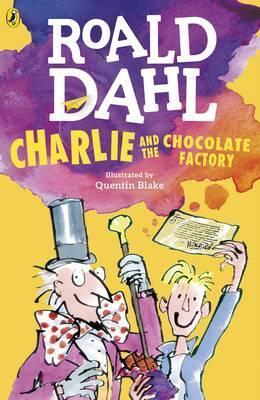 Charlie and the Chocolate Factory, Dahl, Roald