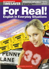 Timesaver:  For Real! English in Everyday Situations (+audio CD)