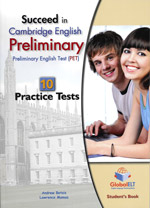 PET Practice Tests [Succeed]:  SB (10 tests)