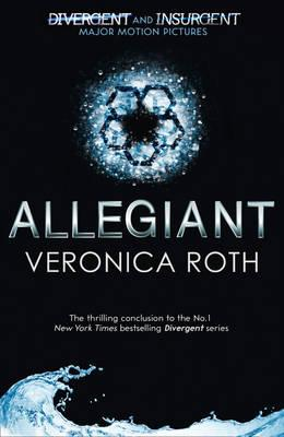 Allegiant (Divergent Trilogy, Book 3, black cover PB, Roth, Veronica