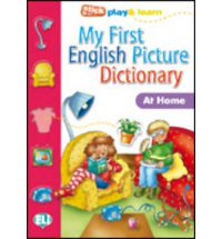 PICT. DICTIONARY [A1]:  MY FIRST ENGLISH - At House