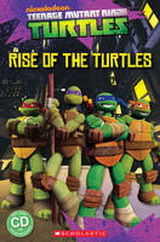 Rdr+CD: [Popcorn (Lv 1)]:  Teenage Mutant Ninja Turtles: Rise of the Turtles