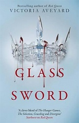 Glass Sword (book 2), Aveyard, Victoria