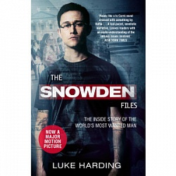 Snowden Files, The, (film tie-in), Harding, Luke