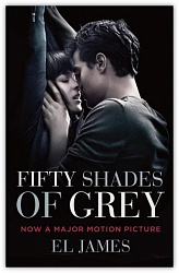Fifty Shades of Grey (film tie-in), James, E.L.