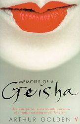 Memoris of a Geisha, Golden, Arthur