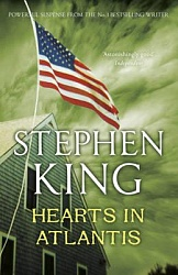 Hearts in Atlantis (new cover), King, Stephen
