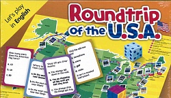GAMES: [A2-B1]:  ROUNDTRIP OF THE USA