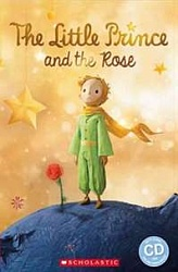Rdr+CD: [Popcorn (Lv 2)]:  The Little Prince and the Rose