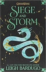 Grisha: Siege and Storm (book 2), The, Bardugo, Leigh