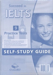 IELTS Practice Tests [Succeed]:  SB (9 tests)+CD+Key
