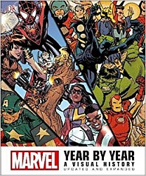 Marvel Year by Year Updated edition (2017)
