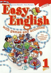 EASY ENGLISH with games and activities 1+CD