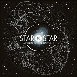 Star to Star: Astronomical Dot-to-Dot Puzzles