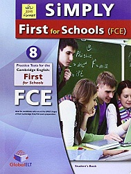 FIRST (FCE) Practice Tests [Simply]:  SB (8 tests)+CD+Key
