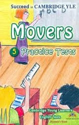 YLE Practice Tests [Movers]:  SB (5 tests)   #РАСПРОДАЖА#