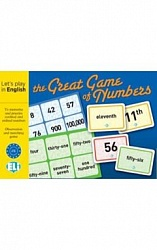 GAMES: [A1-B1]:  GREAT GAMES OF NUMBERS (New Ed)