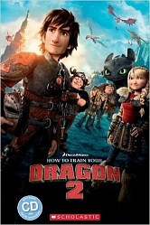 Rdr+CD: [Popcorn (Lv 2)]:  How to Train Your Dragon 2