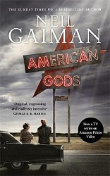 American Gods (TV tie-in), Gaiman Neil