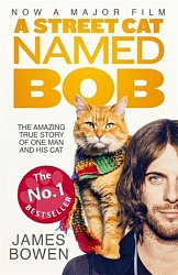 Street Cat Named Bob, A, (film tie-in), Bowen, James