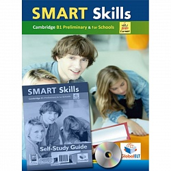 PET 2020: Preparation: SMART Skills [B1]:  SB+CD+Key