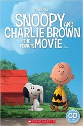 Rdr+CD: [Popcorn (Lv 1)]:  Snoopy and Charlie Brown