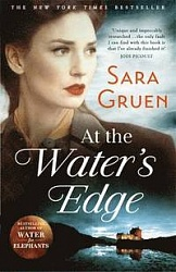 At the Water's Edge, Gruen, Sara,