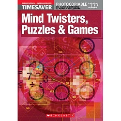 Timesaver: Mind Twisters, Puzzles & Games