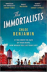 Immortalists, The, Benjamin, Chloe