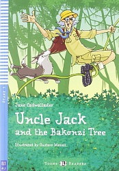 Rdr+CD: [Young]:  UNCLE JACK AND THE BAKONZI TREE