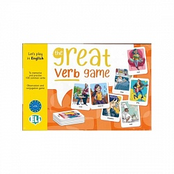 GAMES: [A2-B2]:  GREAT VERB GAME (New Ed)