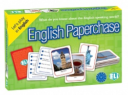 GAMES: [A2]:  ENGLISH PAPERCHASE
