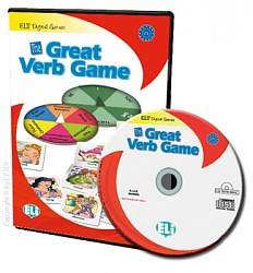GAMES: [A2-B1]:  GREAT VERB GAME (Digital Edition)