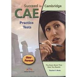 CAE Practice Tests [Succeed]:  TB
