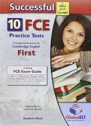 FIRST (FCE) Practice Tests [Successful]:  SB (10 tests)+CD+Key
