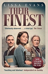 Their Finest (film tie-in), Evans, Lissa