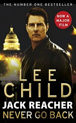 Jack Reacher: Never Go Back (film tie-in), Child, Lee