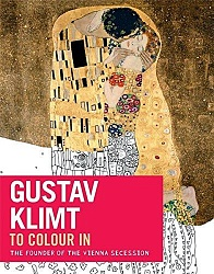 Gustav Klimt. To colour in