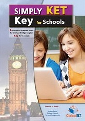 KET Practice Tests [Simply]:  SB (6 tests)+CD+Key