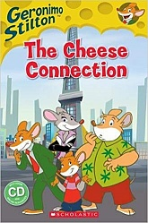 Rdr+CD: [Popcorn (Lv 2)]:  Geronimo Stilton: The Cheese Connection