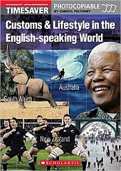 Timesaver:  Customs and Lifestyle in the English Speaking World (with CD)
