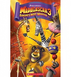 Rdr+CD: [Popcorn (Lv 3)]:  Madagascar 3: Europe's Most Wanted