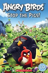 Rdr+CD: [Popcorn (Lv 2)]:  Angry Birds: Stop the Pigs!