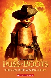 Rdr+CD: [Popcorn (Lv 3)]:  Puss-in-Boots: The Gold of San Ricardo