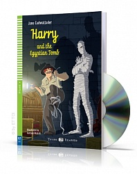 Rdr+CD: [Young]:  HARRY AND THE EGYPTIAN TOMB