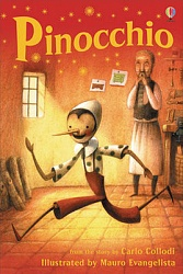 Pinocchio. (Young Reading - Level 2) with CD (HB)