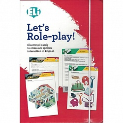 LET'S ROLE PLAY!  Flashcards