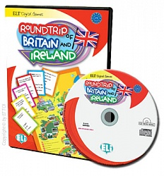 GAMES: [A2-B1]:  ROUNDTRIP OF BRITAIN AND IRELAND (Digital Edition)