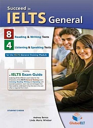 IELTS: Practice Tests [General]:  SB (12 tests)+CD+Key