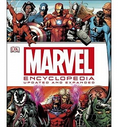 Marvel Encyclopedia (Updated) HB